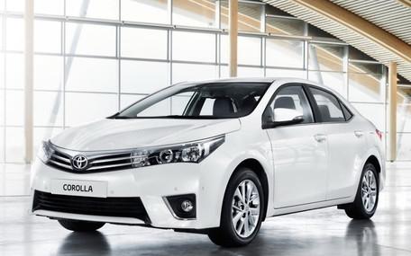 У AUTO.RIA в наличии: Седан Toyota Corolla