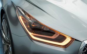В Hyundai представили концепт премиального купе