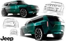 Новый кроссовер Jeep покажут в 2016 году