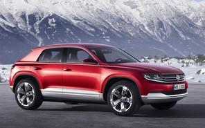 В Volkswagen работают над «подогретым» Tiguan CC