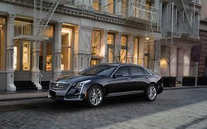 Cadillac анонсировал 9 новинок