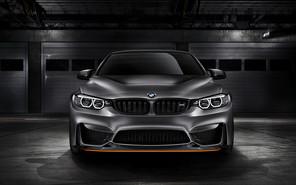 BMW показала трековую версию купе M4