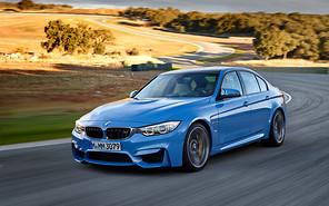 BMW M3 будет гибридным