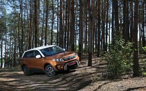 Второпроходец: тест-драйв Suzuki Vitara
