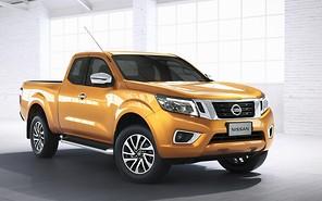 Пикап Nissan обнародовал информацию о европейской Navara