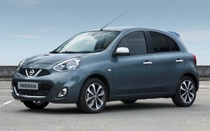 Nissan представит технологичную Микру