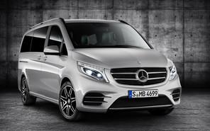 Mercedes готовит «заряженную» версию V-Класса