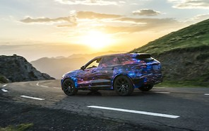 В Jaguar рассказали о кроссовере F-Pace