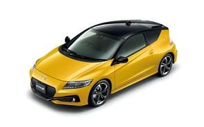 Honda представила в Японии обновленный CR-Z