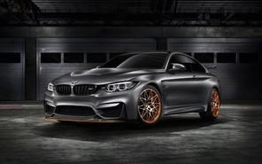 BMW представляет новый Concept M4 GTS