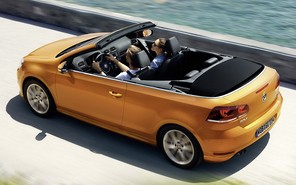 Volkswagen освежил Golf Cabriolet