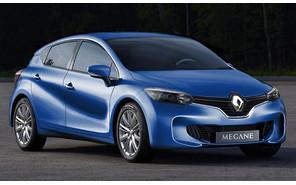 Новое поколение Renault Megane представят в сентябре