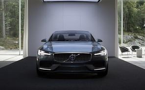 Дизайн нового Volvo S90 рассекретили