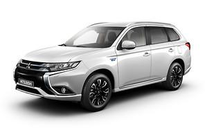 Mitsubishi рассказала об обновленной европейской версии Outlander PHEV