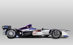 DS и Virgin Racing представили совместный гоночный болид