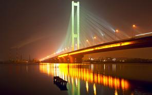 Киев: Южный мост частично перекроют