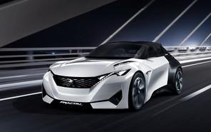 Peugeot представит во Франкфурте концепт Fractal