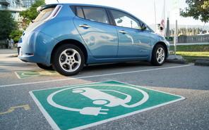 Продажи электромобилей в Украине выросли на 400%