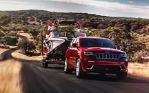 Внедорожник Jeep Grand Cherokee SRT обновят