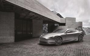 Aston Martin представил DB9 GT посвященный Джеймсу Бонду