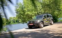 Стресс-тест: Renault Duster