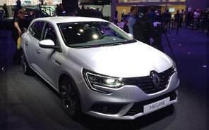 Автосалон во Франкфурте 2015: Новый Renault Megane «похудел»