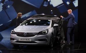 Автосалон во Франкфурте 2015: Новый Opel Astra набрал 30 тыс. заказов