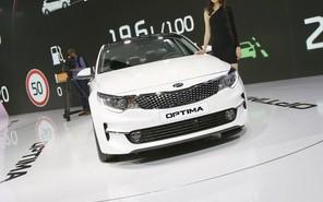 Автосалон во Франкфурте 2015: Европейская Optima получит «заряженную» версию