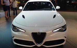 Автосалон во Франкфурте 2015: Alfa Romeo Giulia получила 510-сильный мотор
