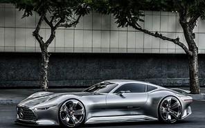 Mercedes-AMG представит 12-цилиндровый суперкар