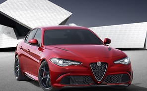 Продажи Alfa Romeo Giulia начнутся в сентябре