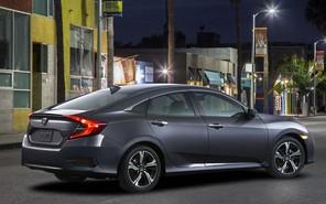 Новая Honda Civic приедет в Европу в 2017 году