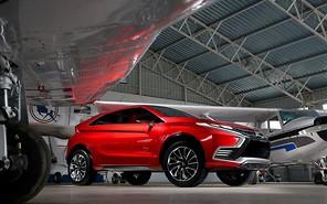 Новый Mitsubishi ASX предстанет перед публикой в виде гибридного концепта