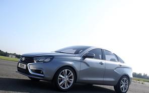 В России стартовало производство Lada Vesta