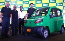 Индийцы представили автомобиль за 2000 долларов
