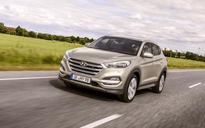 Тест-драйв нового Hyundai Tucson