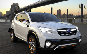 Subaru показал два новых прототипа