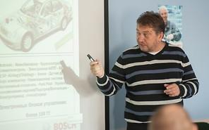 Учебный центр Bosch открыл свои двери для журналистов
