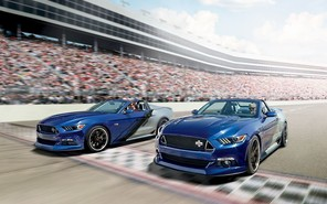 700-сильный Ford Mustang будет продаваться в универмаге