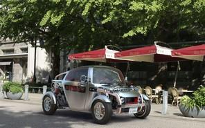 Toyota удивит посетителей Токийского автошоу концептуальным хот-родом