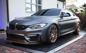 Купе M4 GTS станет самым дорогим автомобилем в истории BMW