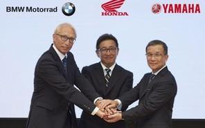 BMW объединяется с Honda и Yamaha