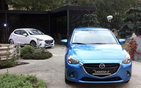 Официально в Украине: Новая Mazda2 бросает вызов рынку