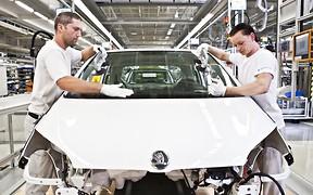 Skoda снизит затраты на производство кузовных деталей