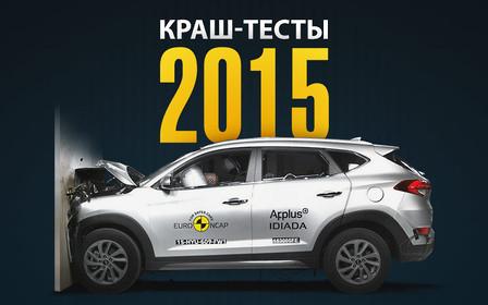 Краш-тесты: В Euro NCAP разбили шесть новых авто