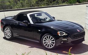 Автосалон в Лос-Анджелесе 2015: Fiat возродил эру родстеров