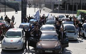 Пошлины на электромобили отменили!