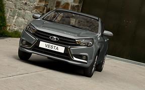 Первую партию Lada Vesta «разобрали» за сутки