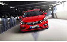 В Украине стартовал прием заказов на новое поколение Opel Astra