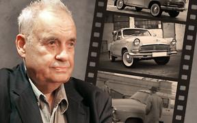 Автомобили и кино: Автомобили из фильмов Эльдара Рязанова